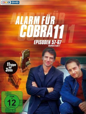 Alarm für Cobra 11 - Staffel 6 & 7, Alarm für Cobra 11