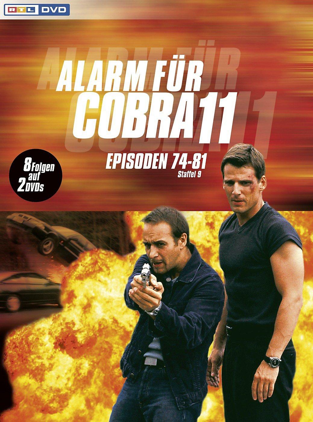 Andrea Schäfer Cobra 11 alarm für cobra 11 - staffel 9 dvd bei weltbild.de bestellen