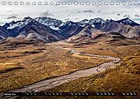 Alaska - Farben und Licht (Tischkalender 2019 DIN A5 quer) - Produktdetailbild 1