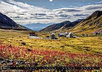 Alaska - Farben und Licht (Wandkalender 2019 DIN A2 quer) - Produktdetailbild 3