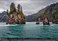 Alaska - Farben und Licht (Wandkalender 2019 DIN A2 quer) - Produktdetailbild 2