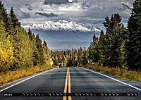Alaska - Farben und Licht (Wandkalender 2019 DIN A2 quer) - Produktdetailbild 5