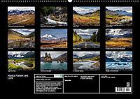 Alaska - Farben und Licht (Wandkalender 2019 DIN A2 quer) - Produktdetailbild 12