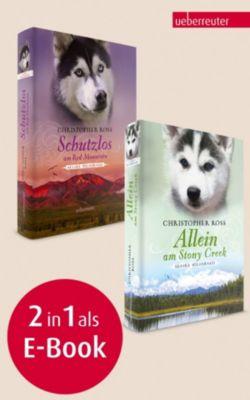 Alaska Wilderness: Allein am Stony Creek / Schutzlos am Red Mountain, Christopher Ross