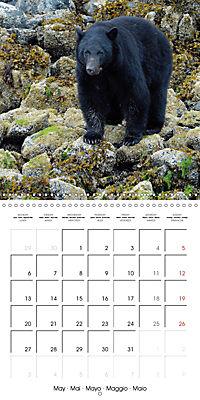 Alaskan Wildlife (Wall Calendar 2019 300 × 300 mm Square) - Produktdetailbild 5