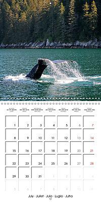 Alaskan Wildlife (Wall Calendar 2019 300 × 300 mm Square) - Produktdetailbild 7