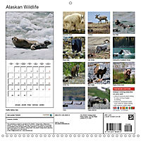 Alaskan Wildlife (Wall Calendar 2019 300 × 300 mm Square) - Produktdetailbild 13