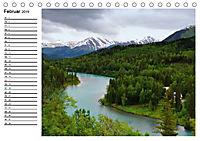 ALASKAS KENAI HALBINSEL (Tischkalender 2019 DIN A5 quer) - Produktdetailbild 2