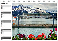 ALASKAS KENAI HALBINSEL (Tischkalender 2019 DIN A5 quer) - Produktdetailbild 1