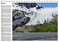 ALASKAS KENAI HALBINSEL (Tischkalender 2019 DIN A5 quer) - Produktdetailbild 5