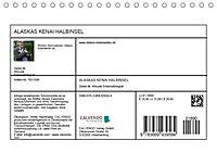 ALASKAS KENAI HALBINSEL (Tischkalender 2019 DIN A5 quer) - Produktdetailbild 13