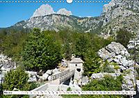 ALBANIENS Schönheiten (Wandkalender 2019 DIN A3 quer) - Produktdetailbild 5