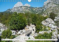 ALBANIENS Schönheiten (Wandkalender 2019 DIN A4 quer) - Produktdetailbild 5