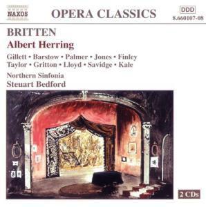 Albert Herring, Bedford, Gillett, Barstow