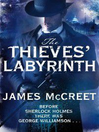 Albert Newsome: The Thieves' Labyrinth, James McCreet