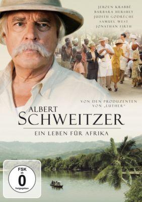 Albert Schweitzer - Ein Leben für Afrika, James Brabazon