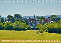 Albstadt - Bilder der Stadtteile (Tischkalender 2019 DIN A5 quer) - Produktdetailbild 1