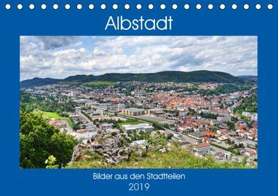 Albstadt - Bilder der Stadtteile (Tischkalender 2019 DIN A5 quer), Günther Geiger