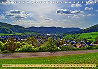 Albstadt - Bilder der Stadtteile (Tischkalender 2019 DIN A5 quer) - Produktdetailbild 2