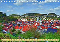 Albstadt - Bilder der Stadtteile (Tischkalender 2019 DIN A5 quer) - Produktdetailbild 4