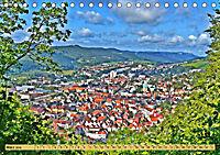 Albstadt - Bilder der Stadtteile (Tischkalender 2019 DIN A5 quer) - Produktdetailbild 3