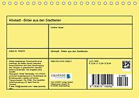 Albstadt - Bilder der Stadtteile (Tischkalender 2019 DIN A5 quer) - Produktdetailbild 13