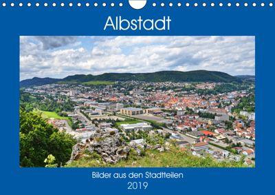 Albstadt - Bilder der Stadtteile (Wandkalender 2019 DIN A4 quer), Günther Geiger
