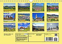 Albstadt - Bilder der Stadtteile (Wandkalender 2019 DIN A4 quer) - Produktdetailbild 13