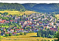 Albstadt - Bilder der Stadtteile (Wandkalender 2019 DIN A2 quer) - Produktdetailbild 6