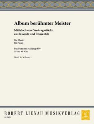 Album berühmter Meister für Klavier -  pdf epub