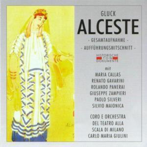 Alceste (Ga), Coro E Orchestra Del Teatro Alla Scala Di Milano