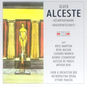 Alceste (Ga), Chor & Orch.Der Metropolitan Opera