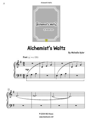 Alchemist's Waltz, Michelle Ayler