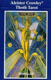 Aleister Crowley Thoth Tarot, Tarotkarten, Pocketausgabe, Aleister Crowley