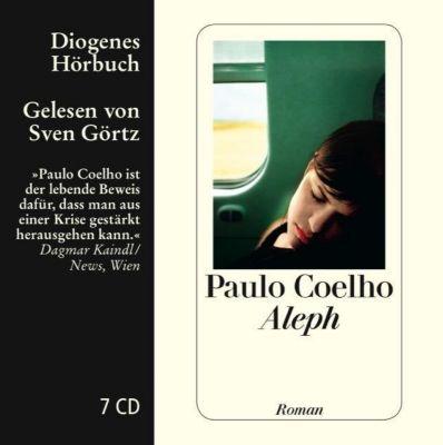 Aleph, 7 Audio-CDs, Paulo Coelho