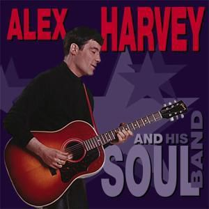 Alex Harvey & His Soulband, Alex Harvey