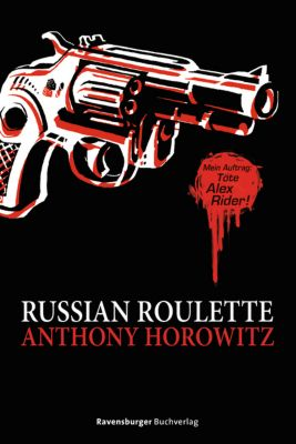 Alex Rider Band 00: Russian Roulette, Anthony Horowitz