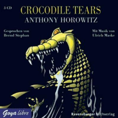 Alex Rider Band 8: Crocodile Tears (3 Audio-CDs), Anthony Horowitz