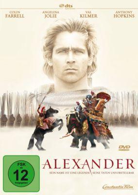 Alexander, Oliver Stone, Christopher Kyle, Laeta Kalogridis