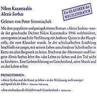 Alexis Sorbas, 6 CDs - Produktdetailbild 1