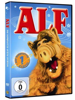 Alf - Staffel 1