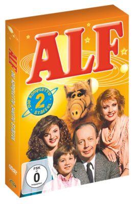 Alf - Staffel 2