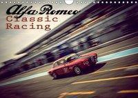 Alfa Romeo Classic Racing (Wandkalender 2019 DIN A4 quer), Johann Hinrichs