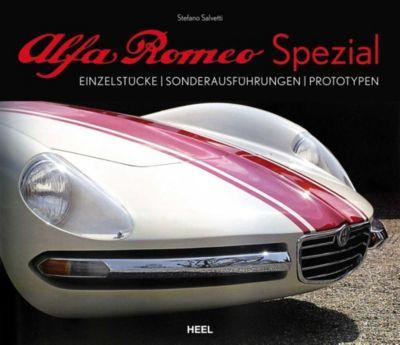 Alfa Romeo Spezial - Stefano Salvetti |