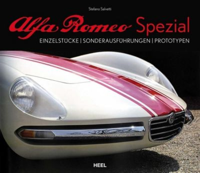 Alfa Romeo Spezial, Stefano Salvetti