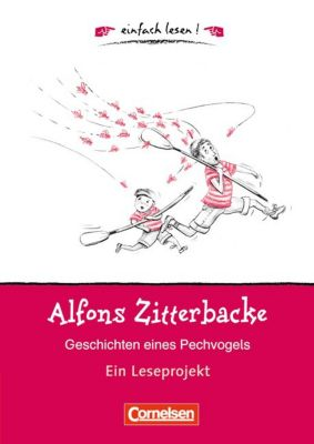 Alfons Zitterbacke, Ein Leseprojekt, Ulrike Barzik