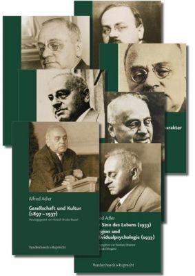 Alfred Adler Studienausgabe, Bände 1-7