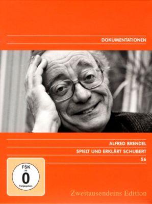Alfred Brendel spielt und erklärt Schubert, 5 DVDs