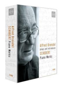 Alfred Brendel spielt und erklärt Schuberts späte Klavierwerke, Alfred Brendel
