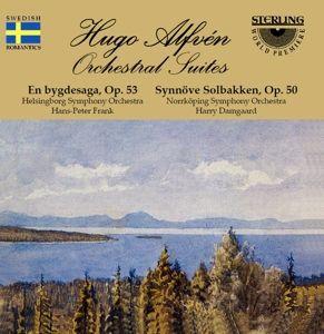 Alfven Orchestersuiten, Frank, Damgaard, Helsinborg